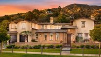 La Colina Estates by Taylor Morrison in Los Angeles California