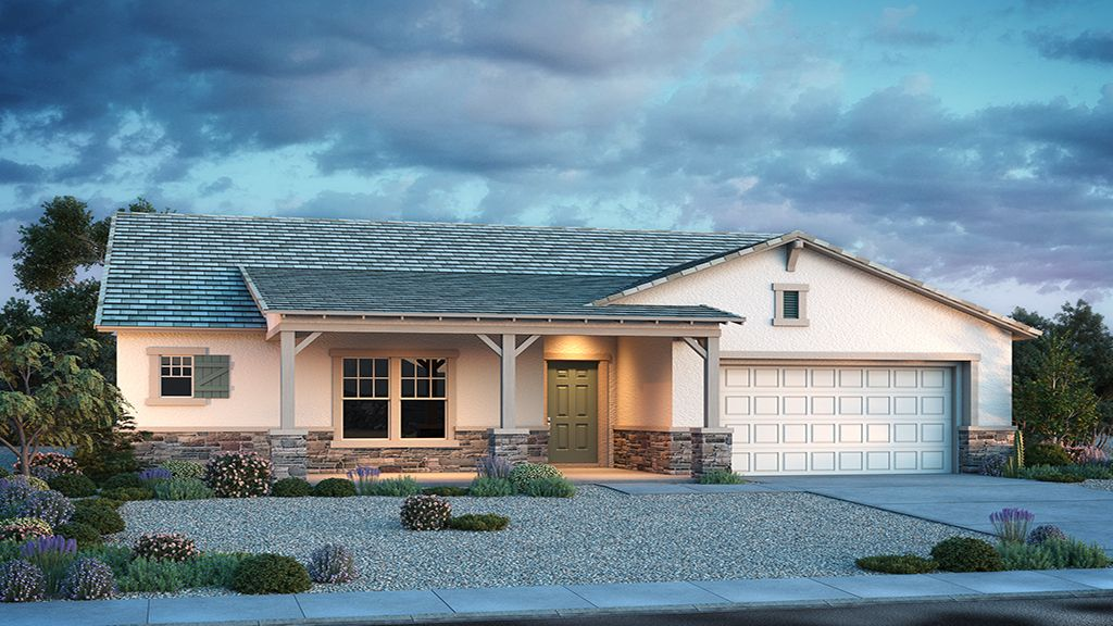 Exterior featured in the Bryce By Taylor Morrison in Phoenix-Mesa, AZ