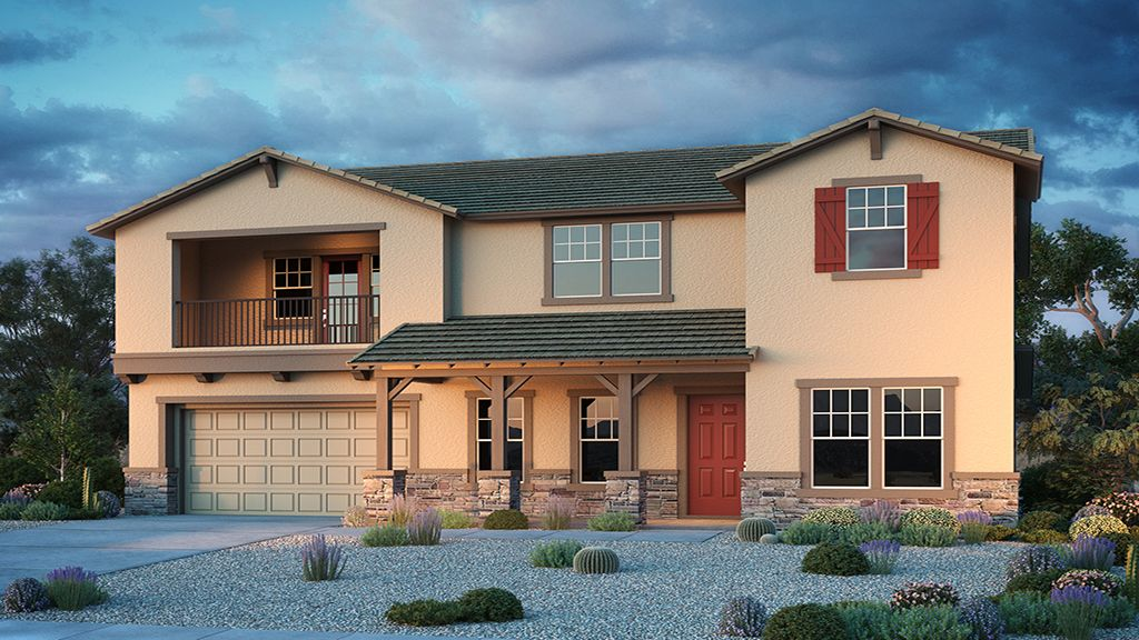 Exterior featured in the Denali By Taylor Morrison in Phoenix-Mesa, AZ