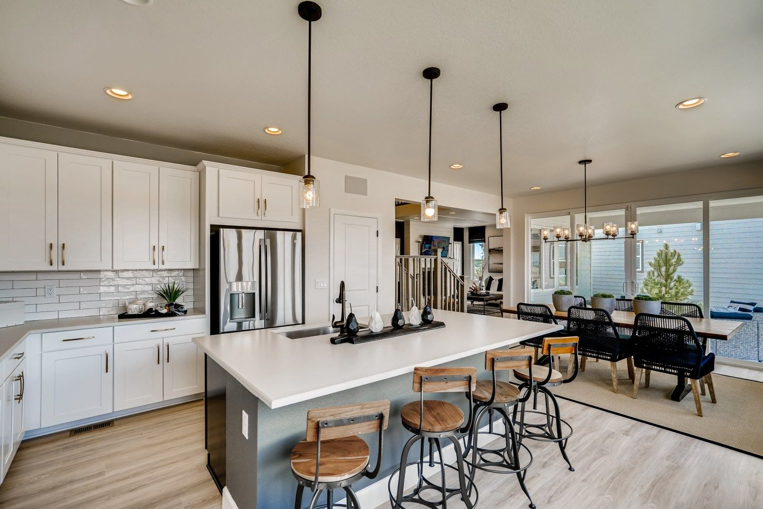 Kitchen featured in the Evergreen By Taylor Morrison in Denver, CO