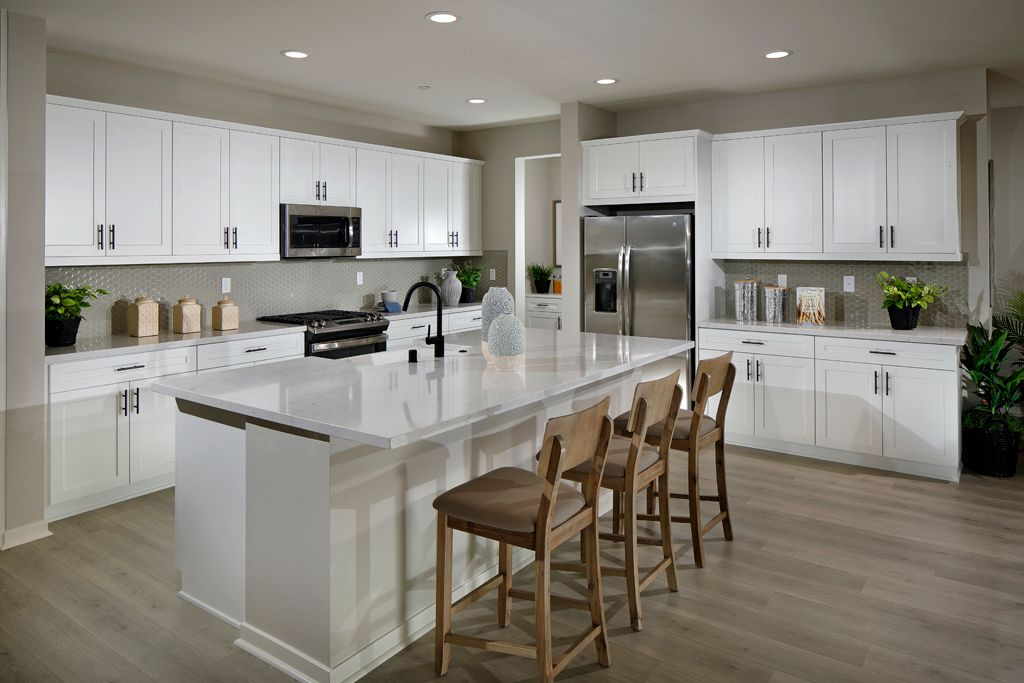 Kitchen featured in the Plan 3 By Taylor Morrison in Riverside-San Bernardino, CA