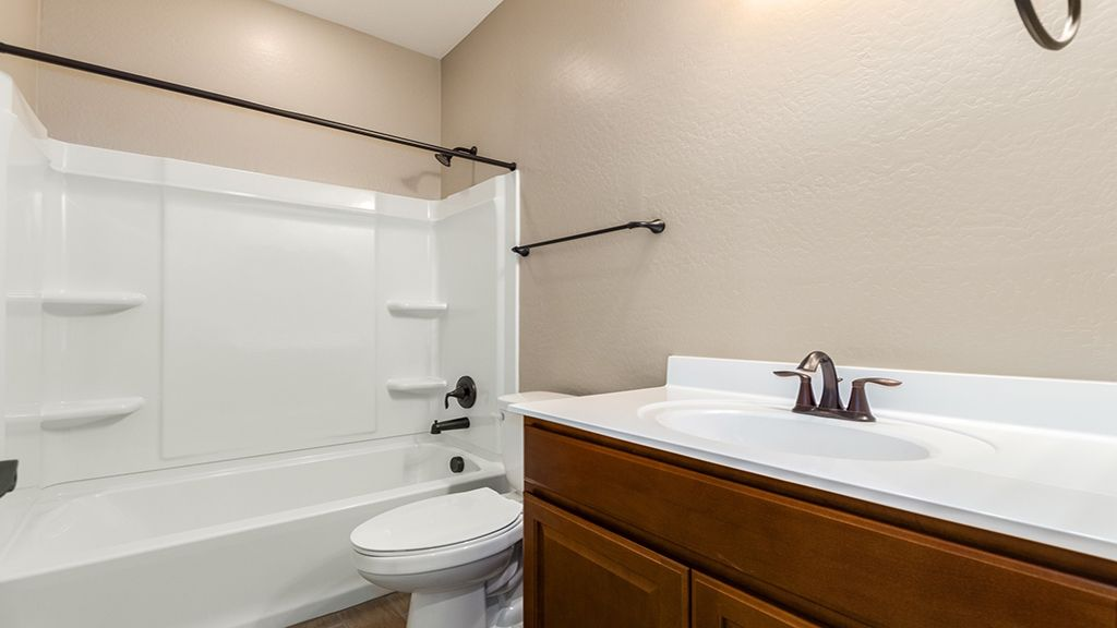 Bathroom featured in the Brixton By Taylor Morrison in Phoenix-Mesa, AZ