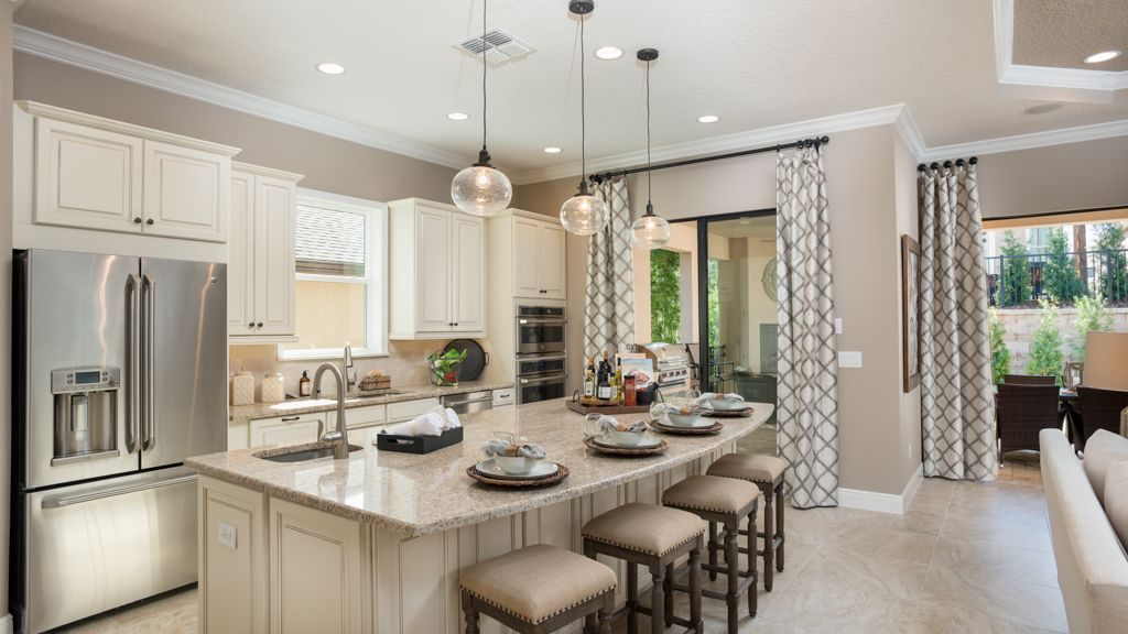 Kitchen featured in the Lazio By Taylor Morrison in Martin-St. Lucie-Okeechobee Counties, FL