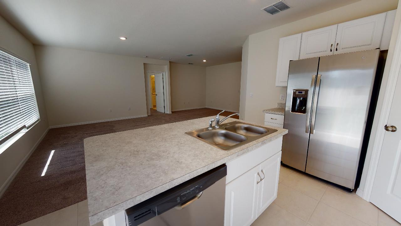 Kitchen featured in the Ambrosia By Taylor Morrison in Orlando, FL