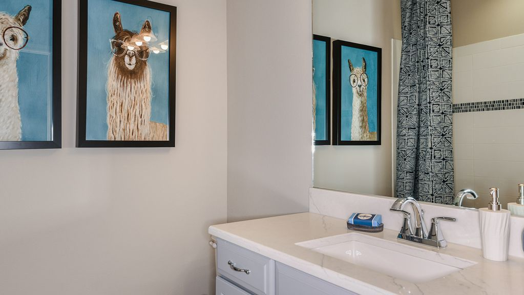Bathroom featured in the Bonaire By Taylor Morrison in Orlando, FL