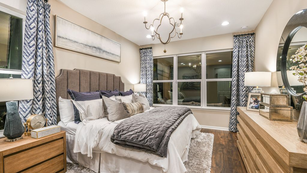 Bedroom featured in the Bonaire By Taylor Morrison in Orlando, FL