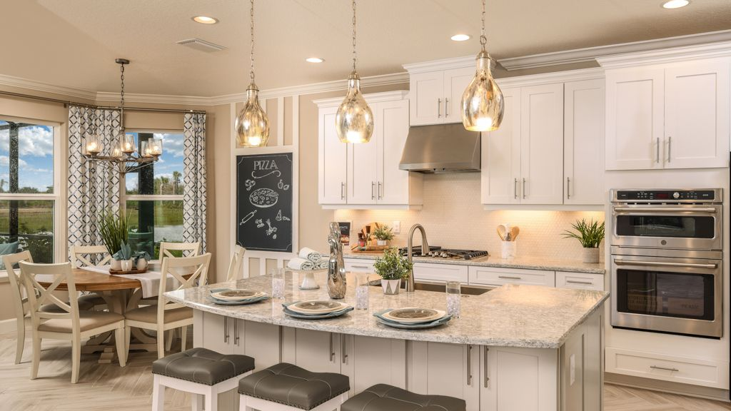 Kitchen featured in the Barbados By Taylor Morrison in Orlando, FL