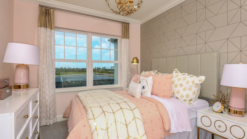 Bedroom featured in the Barbados By Taylor Morrison in Orlando, FL