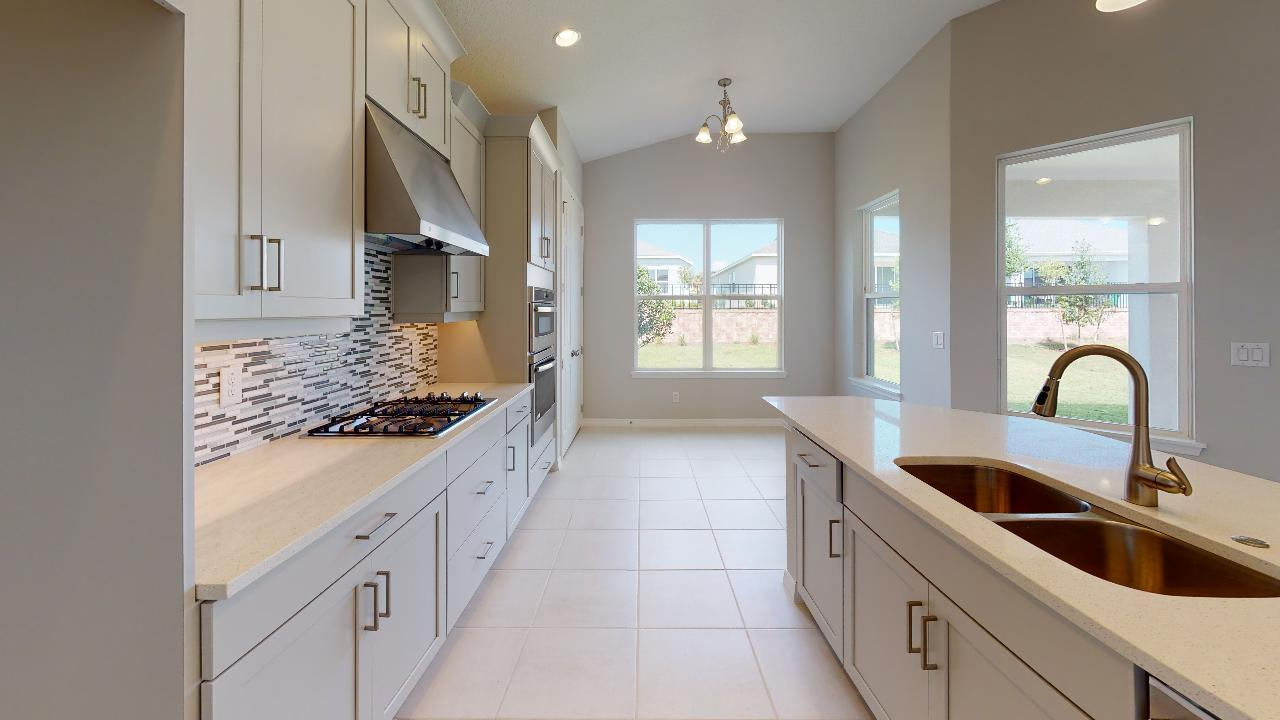 Kitchen featured in the Aruba By Taylor Morrison in Orlando, FL