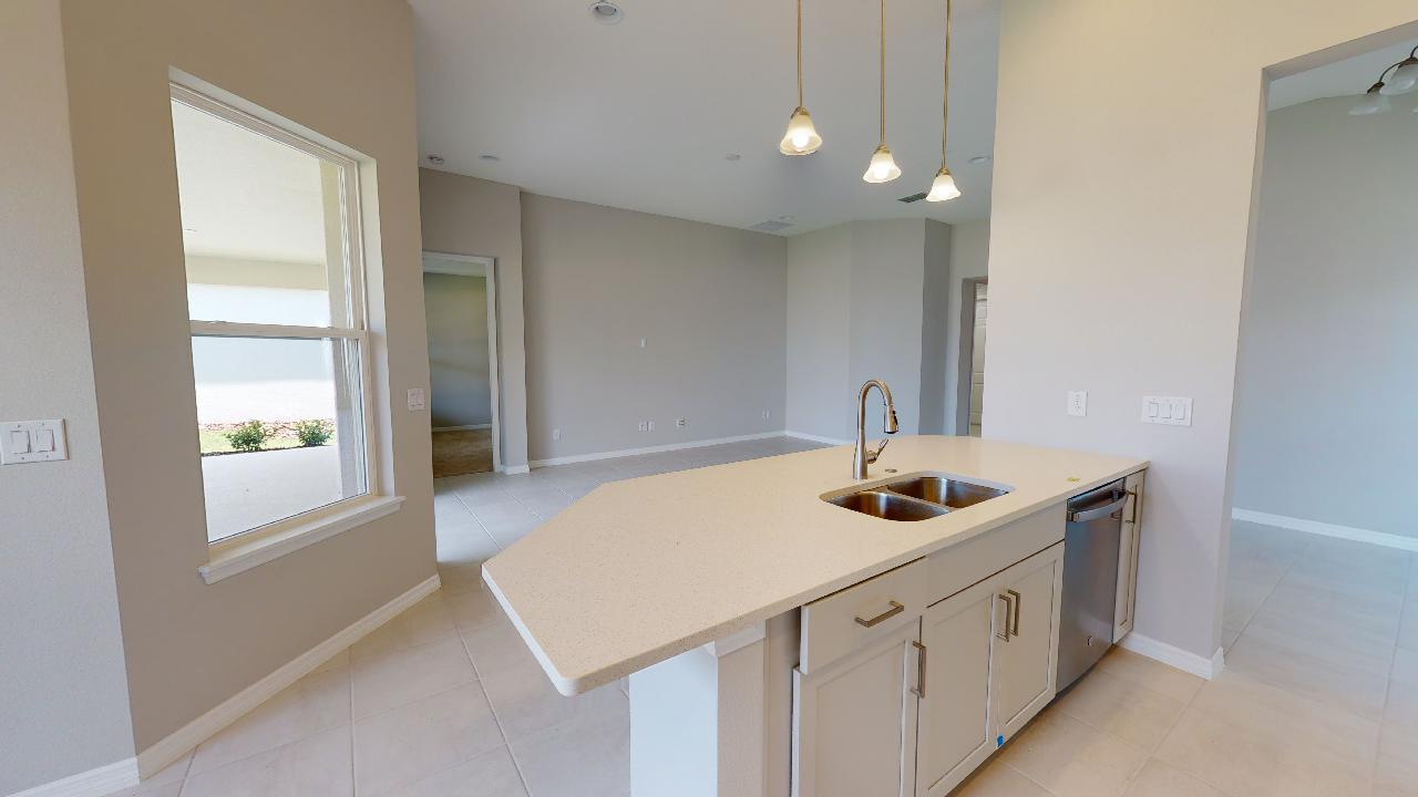 Kitchen featured in the Aruba Plan By Taylor Morrison in Orlando, FL