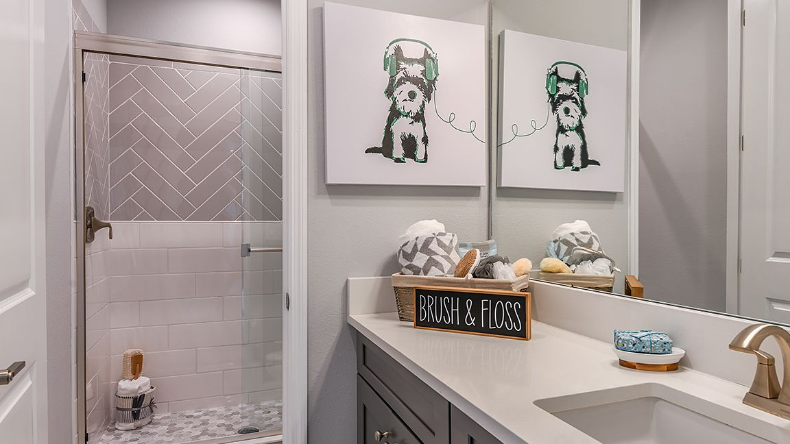 Bathroom featured in the Bimini By Taylor Morrison in Tampa-St. Petersburg, FL