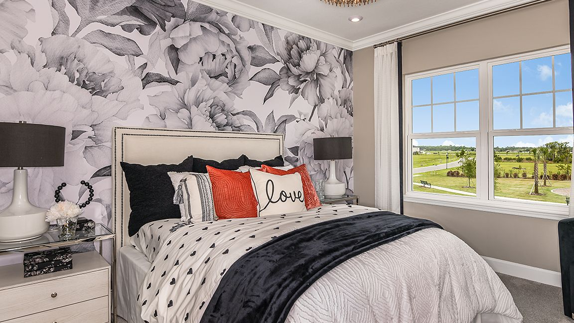Bedroom featured in the Bimini By Taylor Morrison in Tampa-St. Petersburg, FL