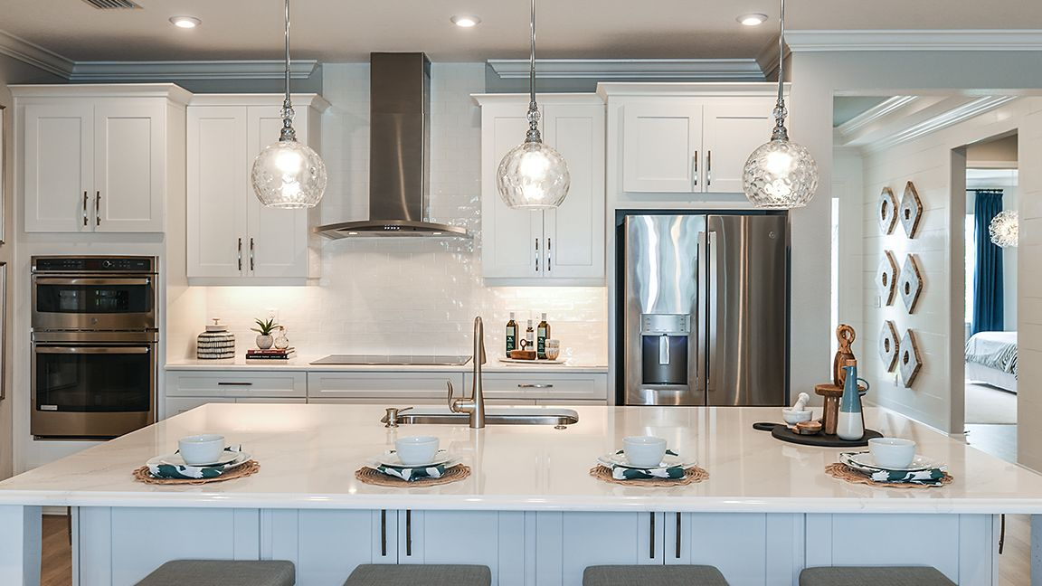 Kitchen featured in the Saint Croix By Taylor Morrison in Tampa-St. Petersburg, FL