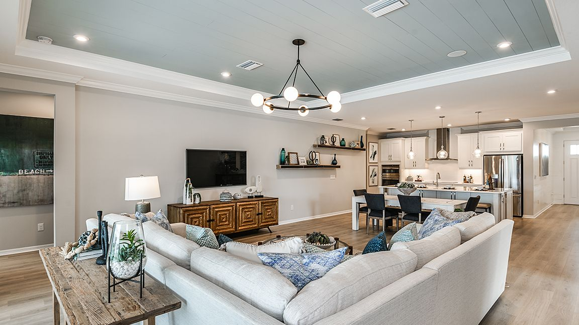 Living Area featured in the Saint Croix By Taylor Morrison in Sarasota-Bradenton, FL