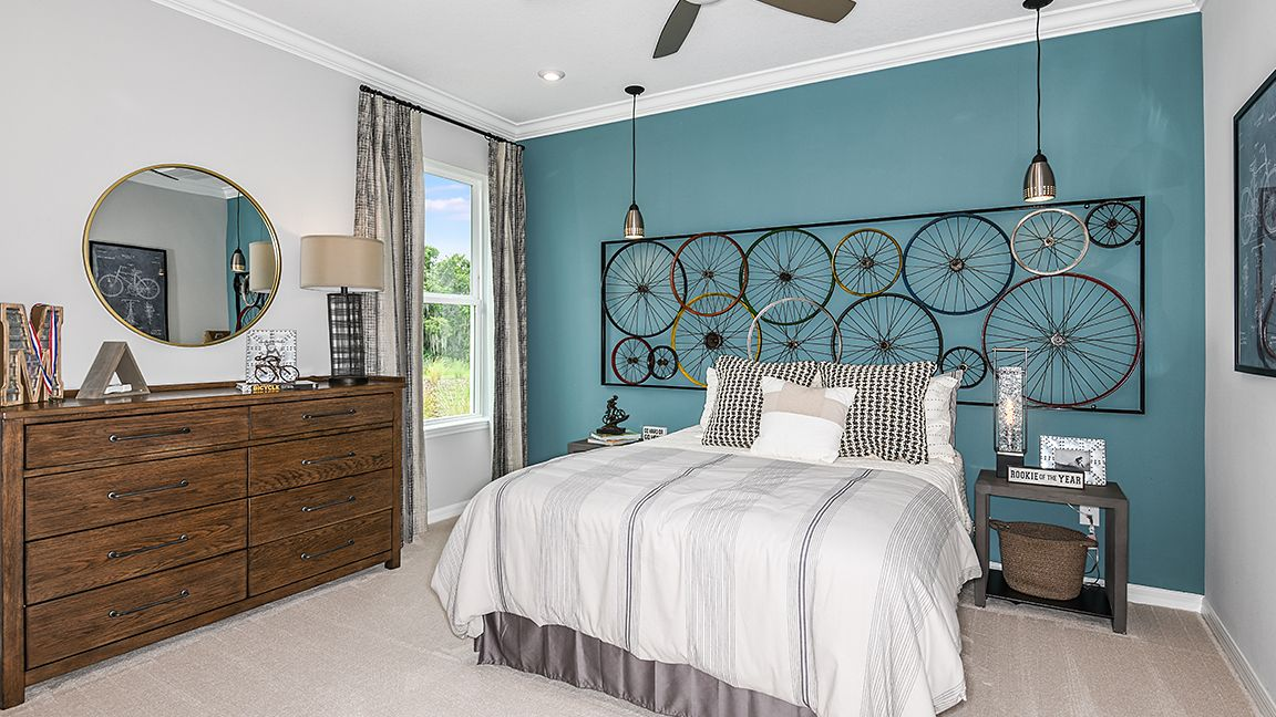 Bedroom featured in the Saint Croix By Taylor Morrison in Sarasota-Bradenton, FL