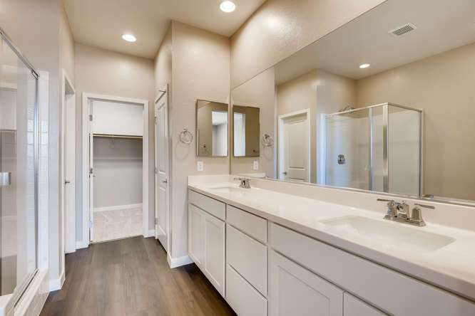 Bathroom featured in the Plan 6 WLH By Taylor Morrison in Las Vegas, NV