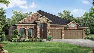 Emerson Plan - Grand Vista 60s: Richmond, Texas - Taylor Morrison