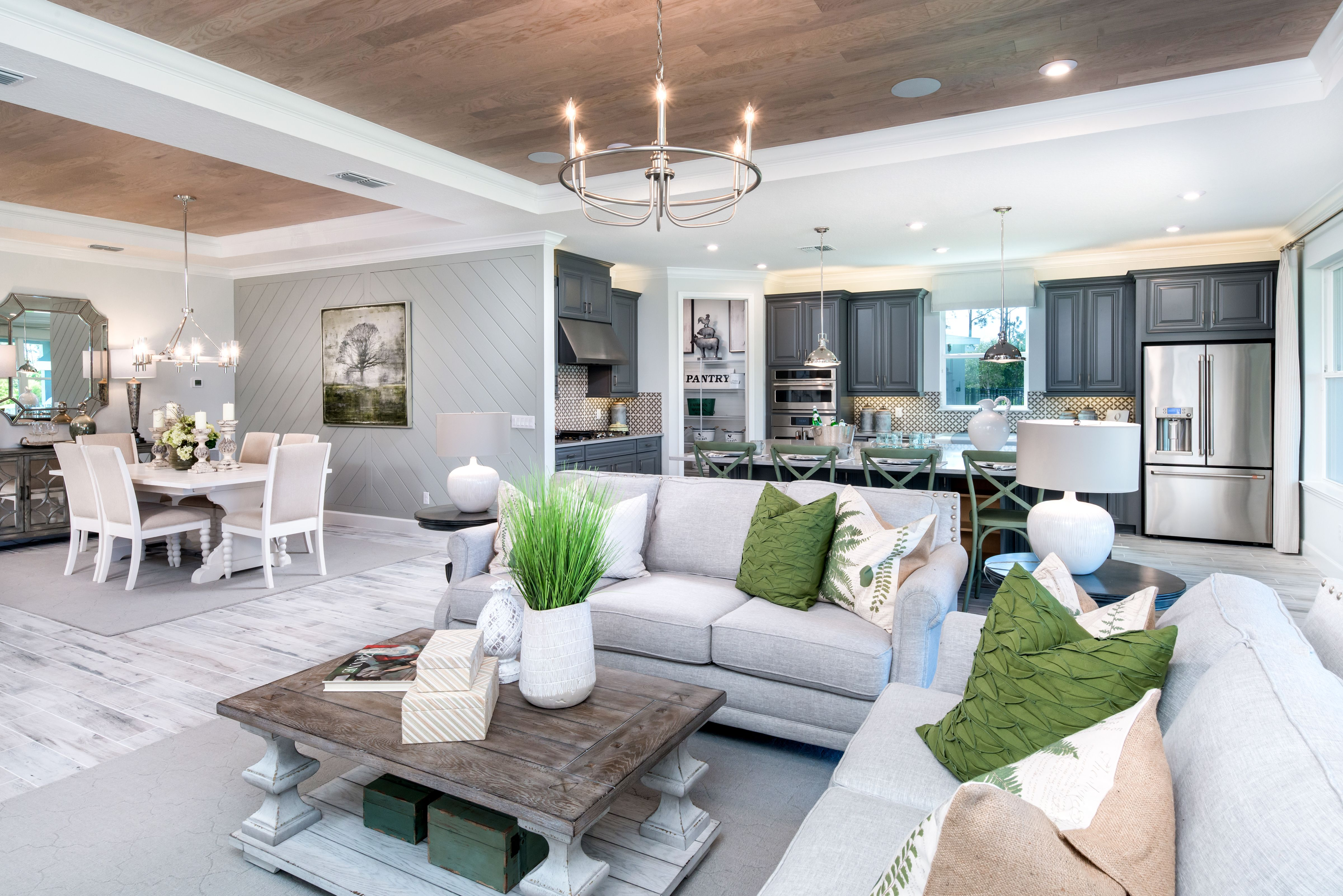 Living Area featured in the Amelia By Taylor Morrison in Tampa-St. Petersburg, FL