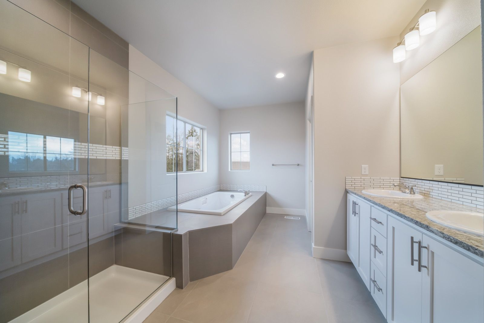 Bathroom featured in The Alder By Taylor Morrison in Portland-Vancouver, OR