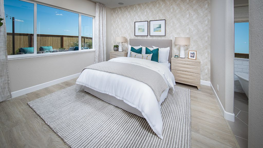Bedroom featured in the Plan 7 Highland Plan By Taylor Morrison in Sacramento, CA