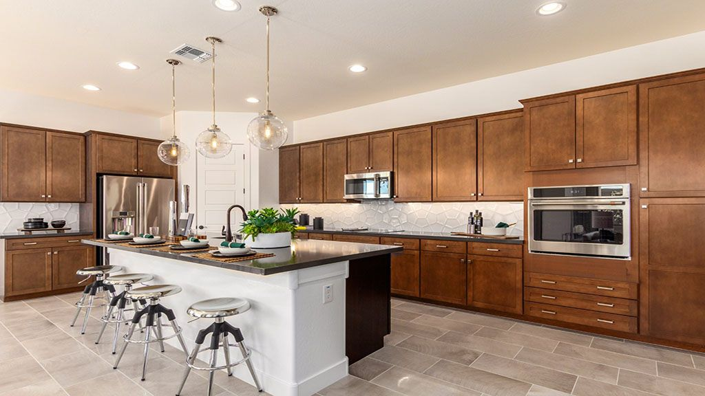 Kitchen featured in the 50R2 WLH By Taylor Morrison in Phoenix-Mesa, AZ