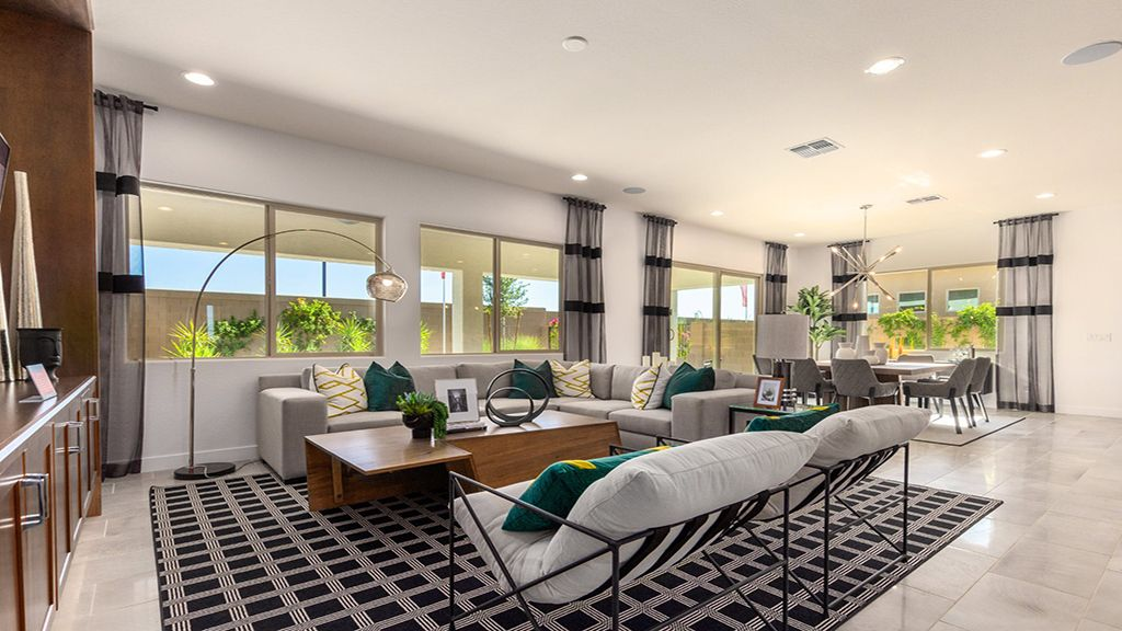 Living Area featured in the 50R2 WLH By Taylor Morrison in Phoenix-Mesa, AZ