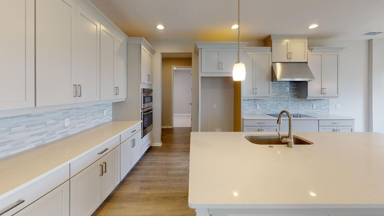 Kitchen featured in the Caladesi HW By Taylor Morrison in Orlando, FL