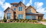 homes in The Bridges at Preston Crossings by Taylor Morrison