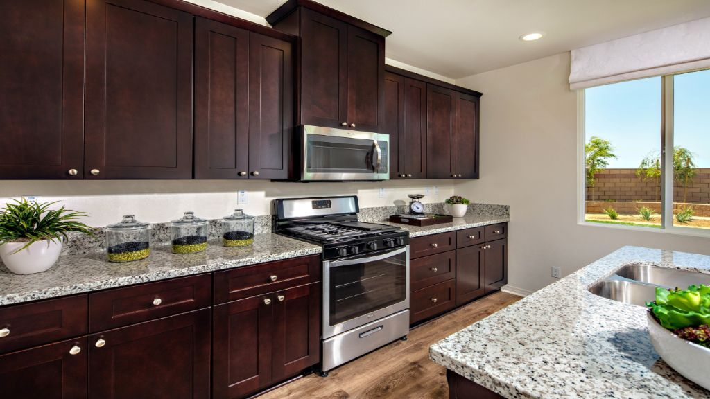 Kitchen featured in the Providence Plan 3A Lot 56 1967sqft By Taylor Morrison