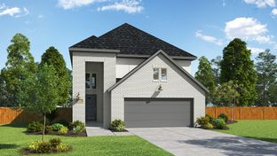 4223 - Bridgeland 40s, Parkland Village: Cypress, Texas - Darling  Homes