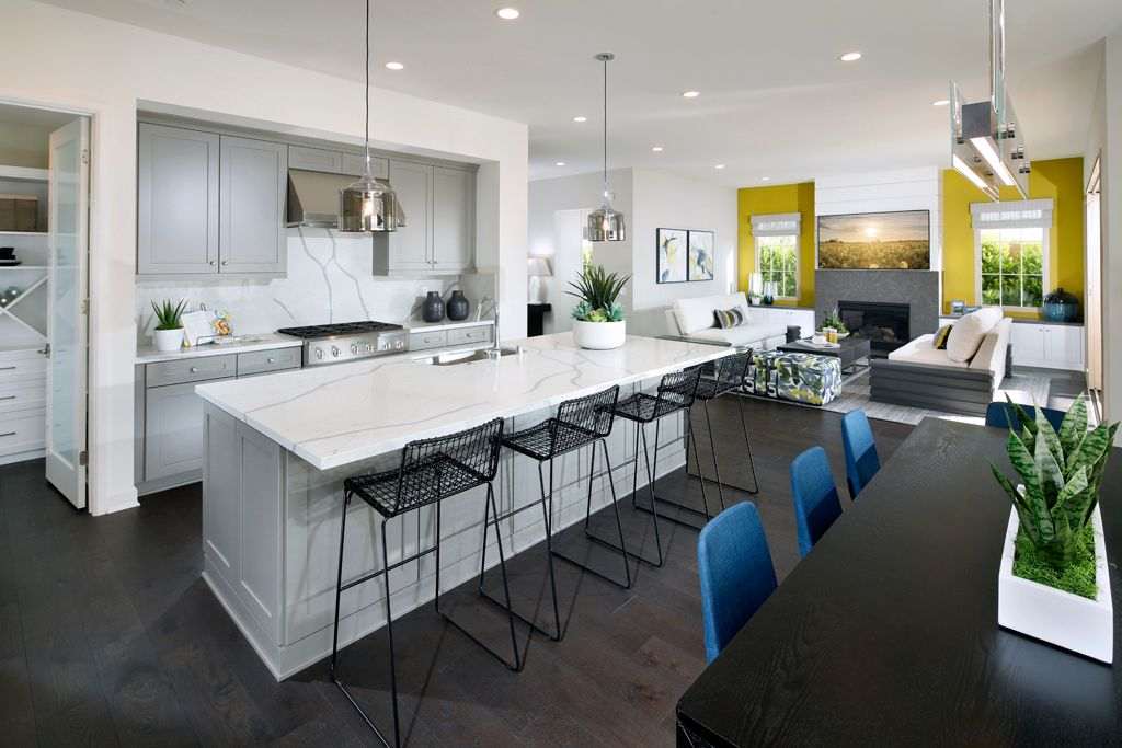 Kitchen featured in the Plan 3 By Taylor Morrison in Orange County, CA