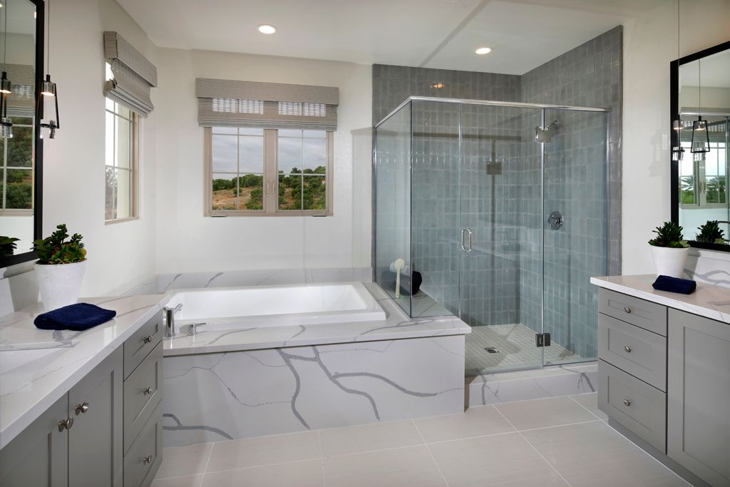 Bathroom featured in the Plan 3 By Taylor Morrison in Orange County, CA