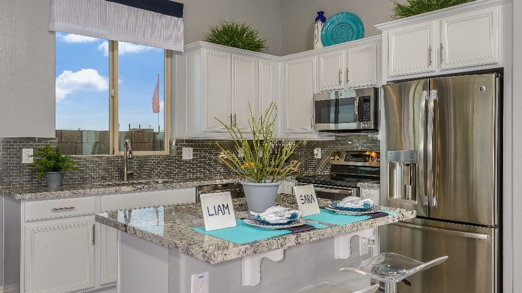Kitchen featured in the Aster By Taylor Morrison in Phoenix-Mesa, AZ