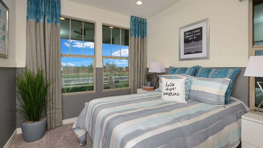Bedroom featured in the Aster By Taylor Morrison in Phoenix-Mesa, AZ