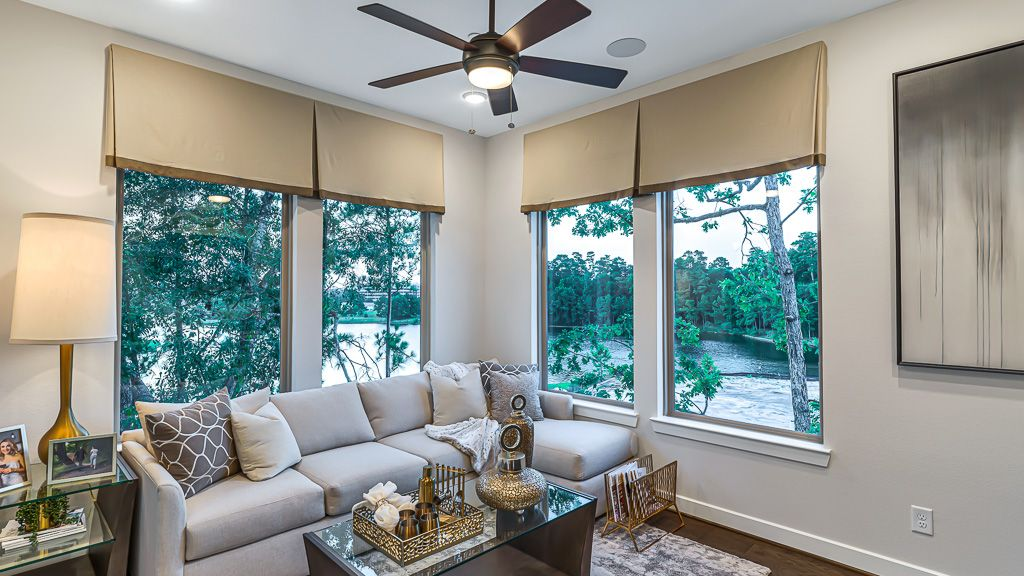 Living Area featured in the 1351 - 3 Story By Darling  Homes in Houston, TX