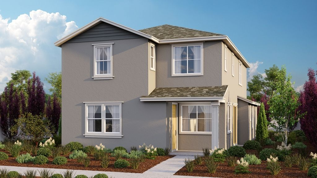 Exterior featured in the Residence 3 By Taylor Morrison in Oakland-Alameda, CA