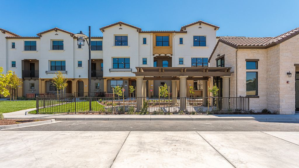 Exterior featured in the Condo Plan 2 By Taylor Morrison in San Jose, CA