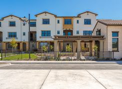 Condo Plan 5 - Elev8tion in Sunnyvale: Sunnyvale, California - Taylor Morrison