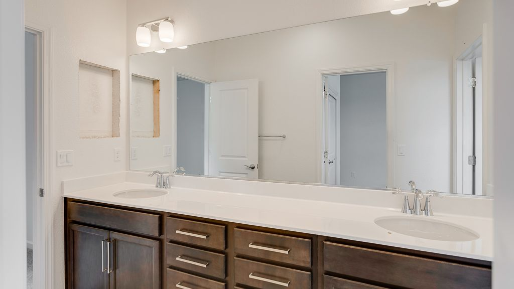 Bathroom featured in the Residence 1 Sungold Plan By Taylor Morrison in Stockton-Lodi, CA