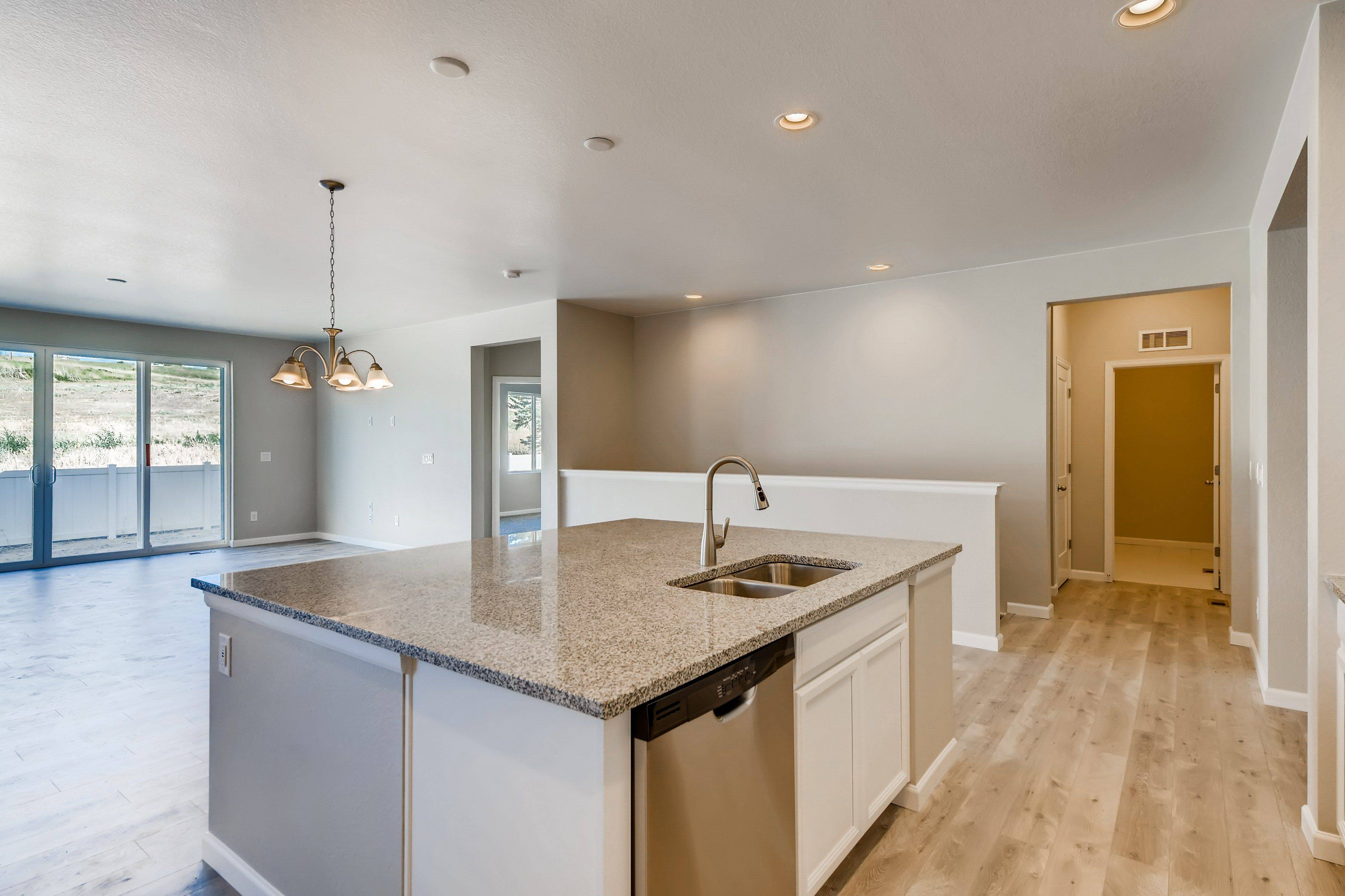 Kitchen featured in the Estes By Taylor Morrison in Denver, CO