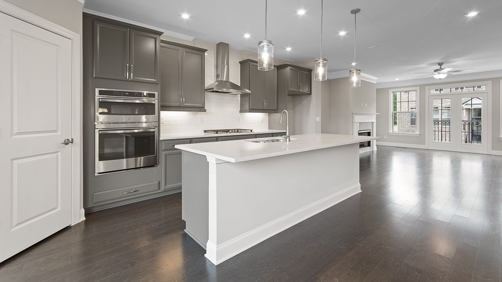 Kitchen featured in the Sedona By Taylor Morrison in Atlanta, GA