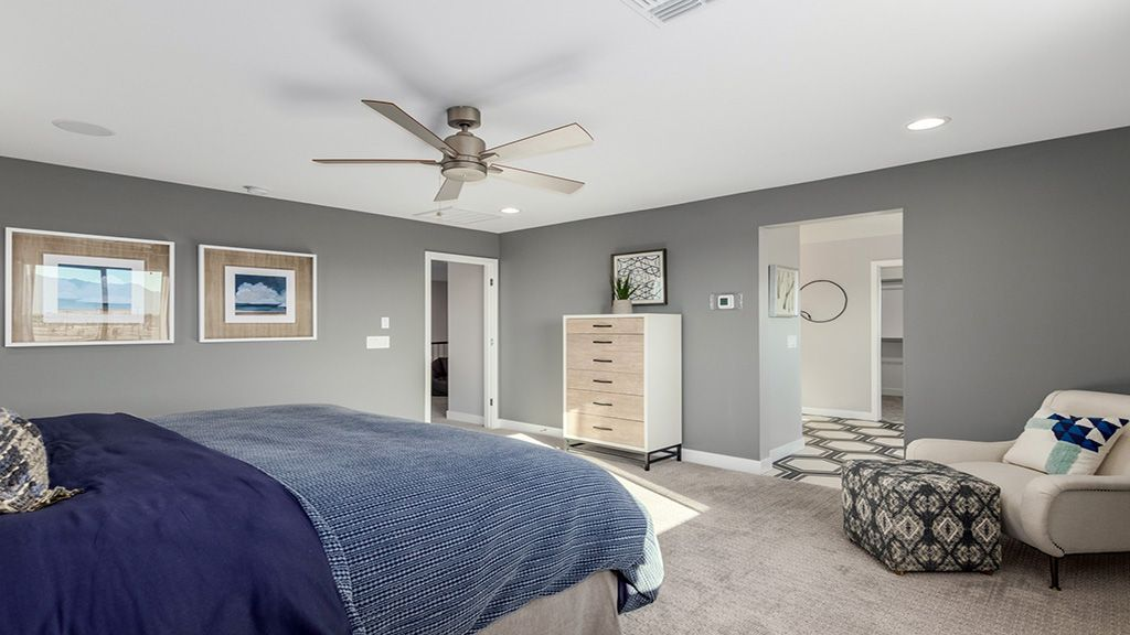 Bedroom featured in the Clover By Taylor Morrison in Phoenix-Mesa, AZ