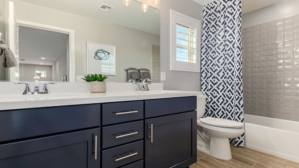 Bathroom featured in the Clover By Taylor Morrison in Phoenix-Mesa, AZ
