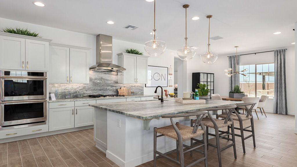Kitchen featured in the Denali By Taylor Morrison in Phoenix-Mesa, AZ