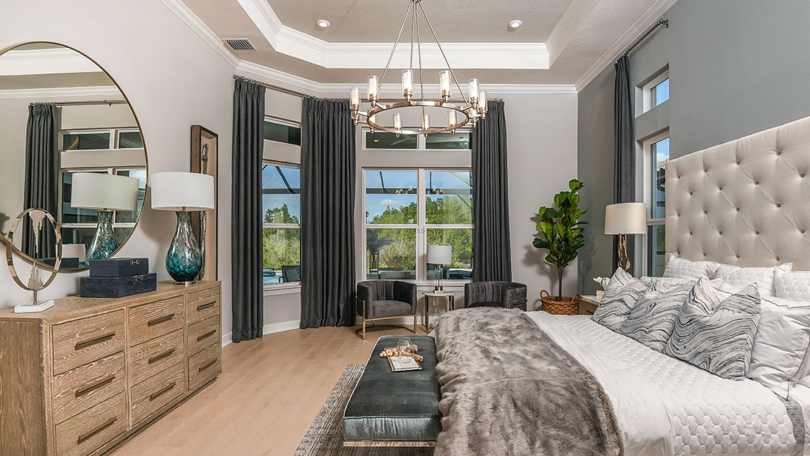 Bedroom featured in the Beacon By Taylor Morrison in Tampa-St. Petersburg, FL