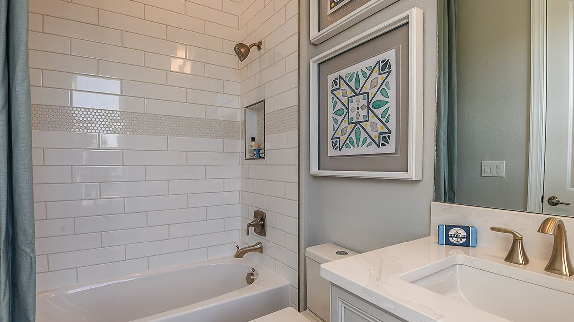Bathroom featured in the Beacon By Taylor Morrison in Tampa-St. Petersburg, FL