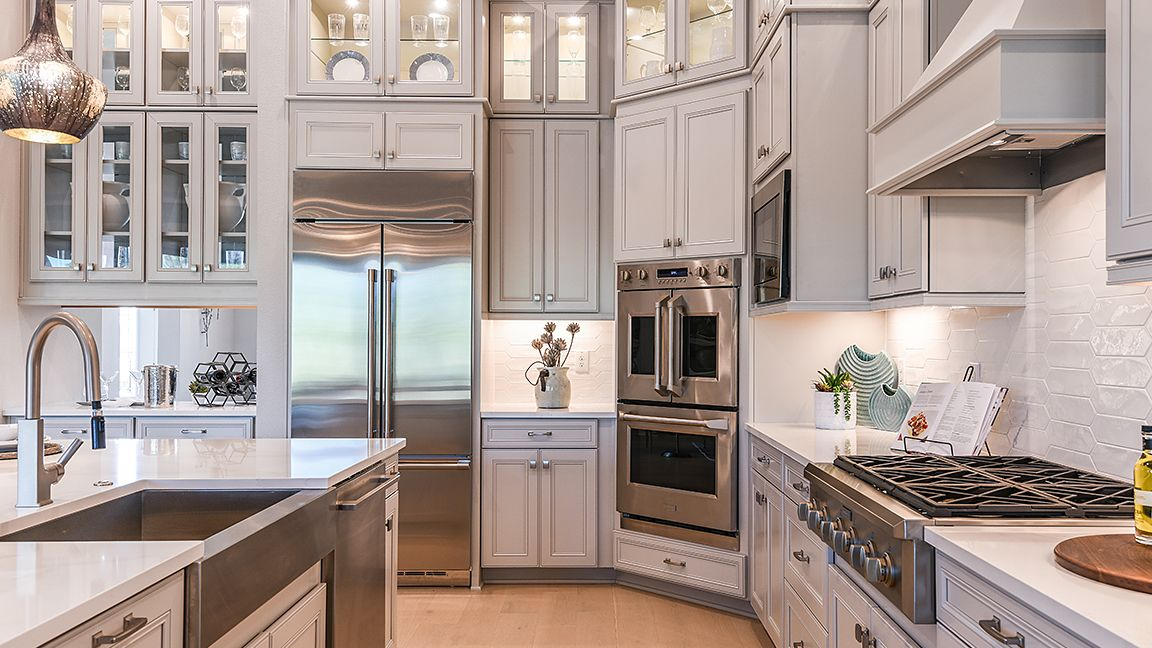 Kitchen featured in the Beacon By Taylor Morrison in Tampa-St. Petersburg, FL