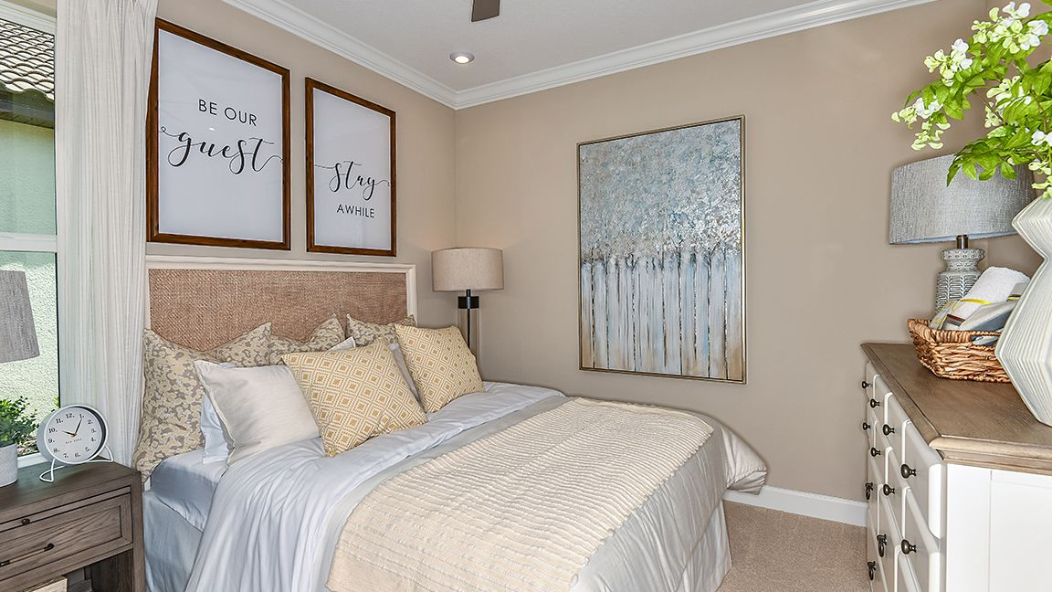 Bedroom featured in the Lazio By Taylor Morrison in Tampa-St. Petersburg, FL