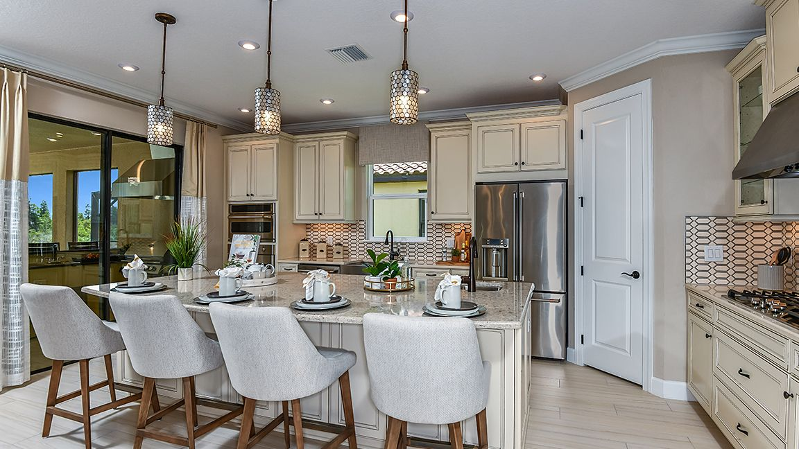 Kitchen featured in the Lazio By Taylor Morrison in Tampa-St. Petersburg, FL