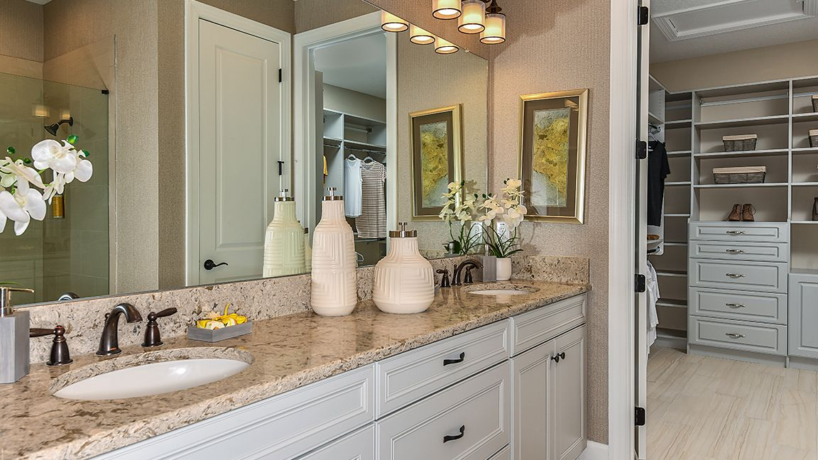 Bathroom featured in the Lazio By Taylor Morrison in Tampa-St. Petersburg, FL